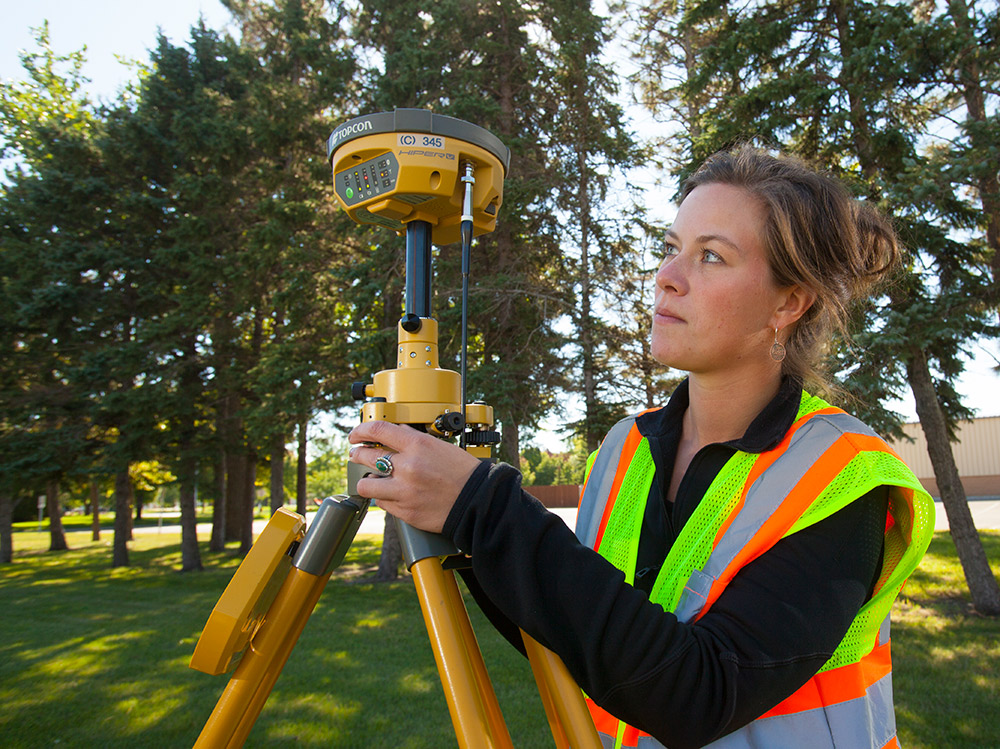 Image of Land Surveying and Civil Engr. Technology Program