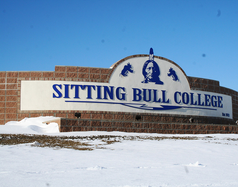 Image of Sitting Bull College